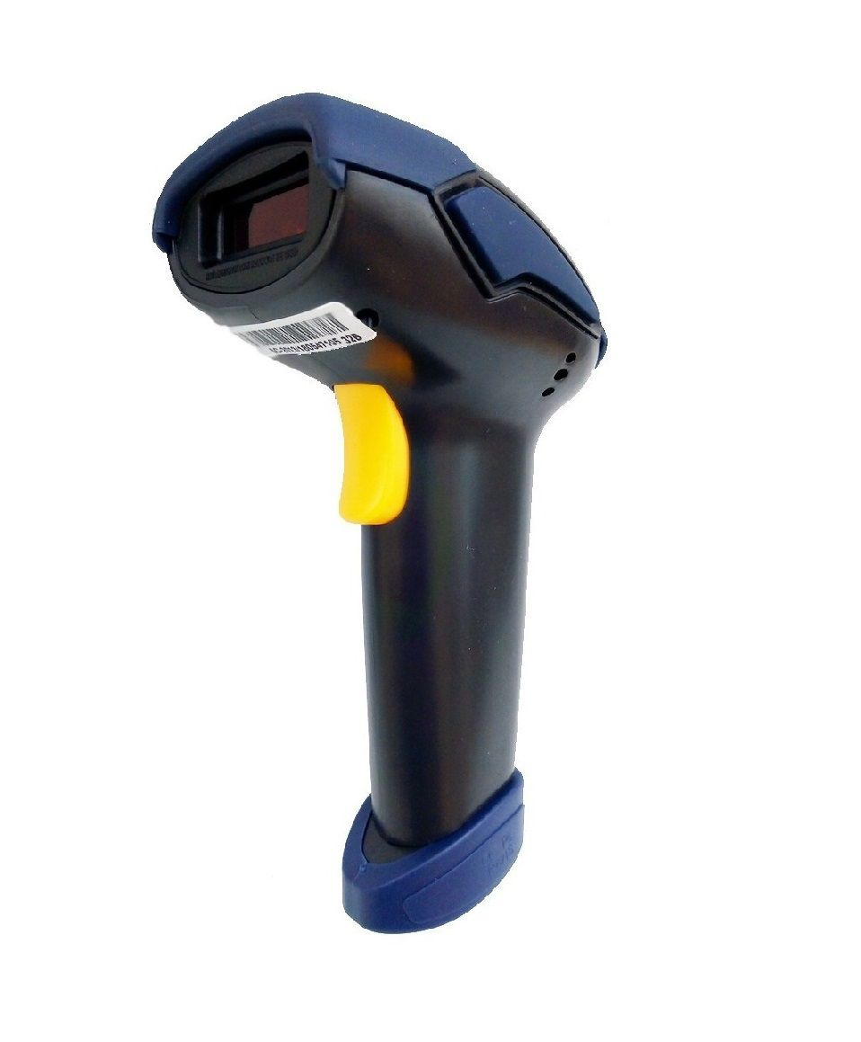Leitor De Código Barra Upc Ean Scanner Laser Cabo Usb CCD SC-2013
