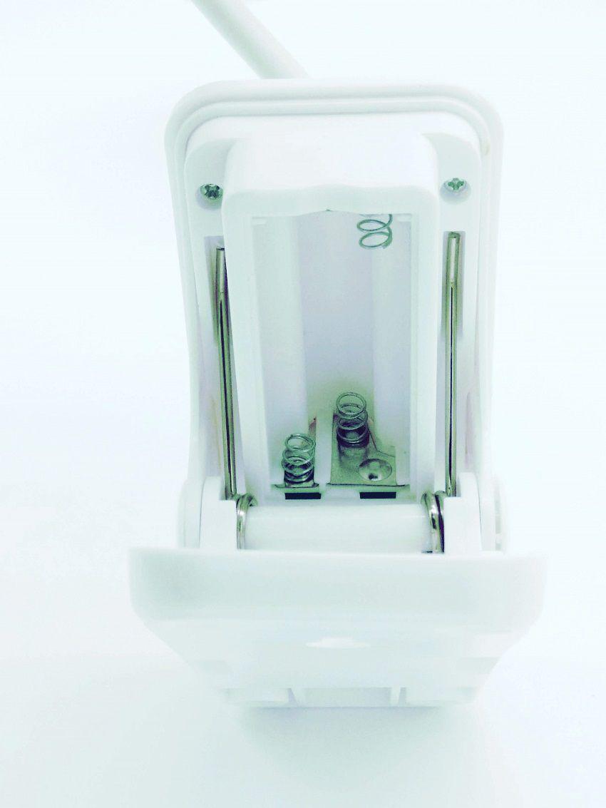 Luminária Touch LED Flexível USB CLIP de Mesa  Bivolt Abajur