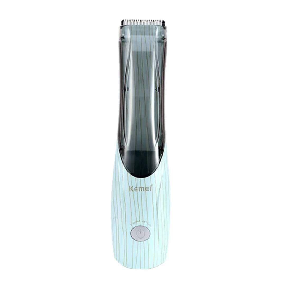 Maquina De Corte Cabelo Barba S/Fio 3W Sucção De Cabelo 2 Em 1 Kemei Km-78 Bivolt