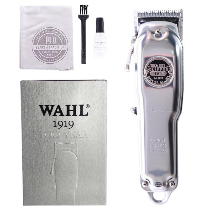 Máquina De Corte Cabelo Wahl 1919  Sem Fio Edição 100 Anos Bivolt