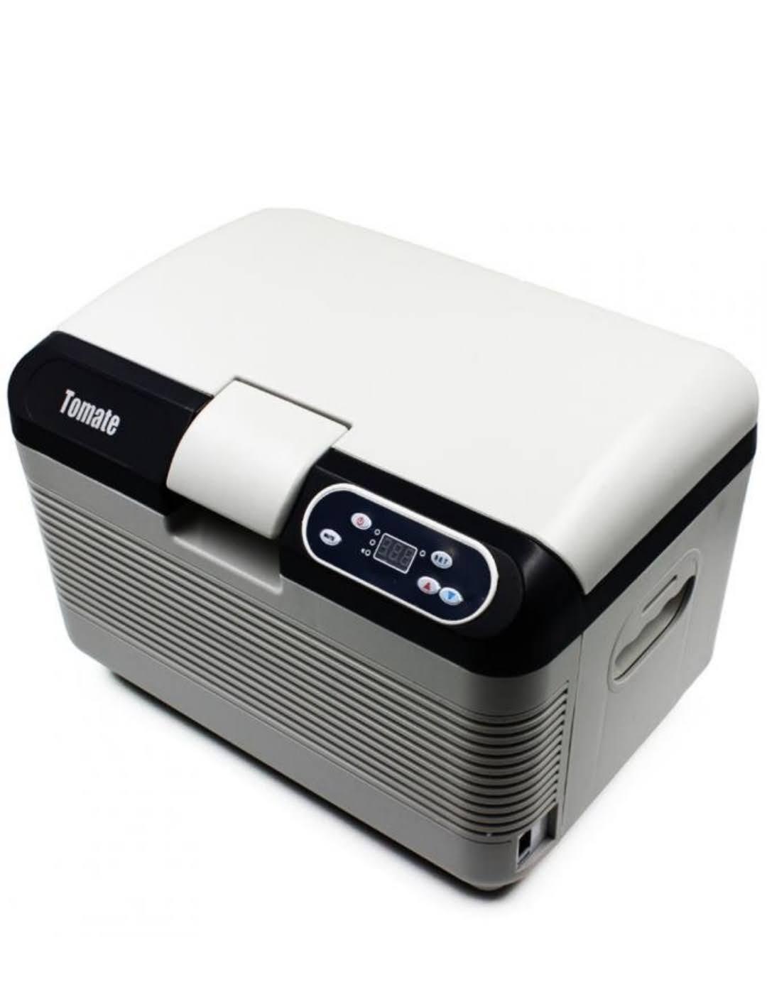 Mini Geladeira Portátil 12V Automotiva 12L Esquenta/resfria