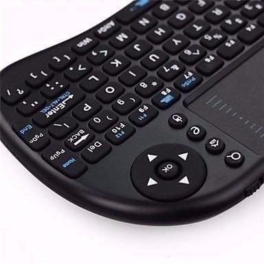 Mini Teclado Wireless Keyboard Mouse SMART TV Samsung LG sem Fio