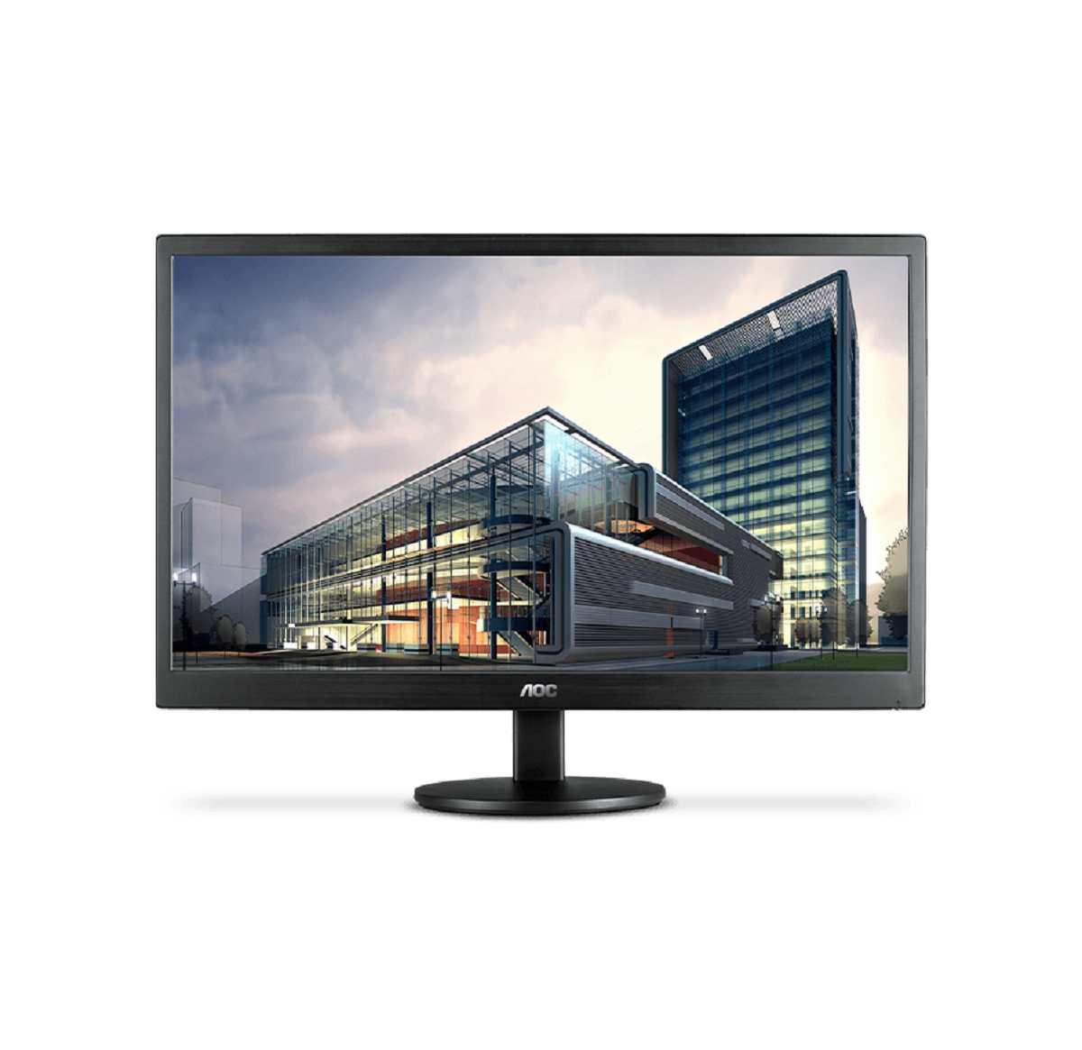 Monitor AOC 21,5 LED Full HD E2270swhen / Hdmi / Vesa