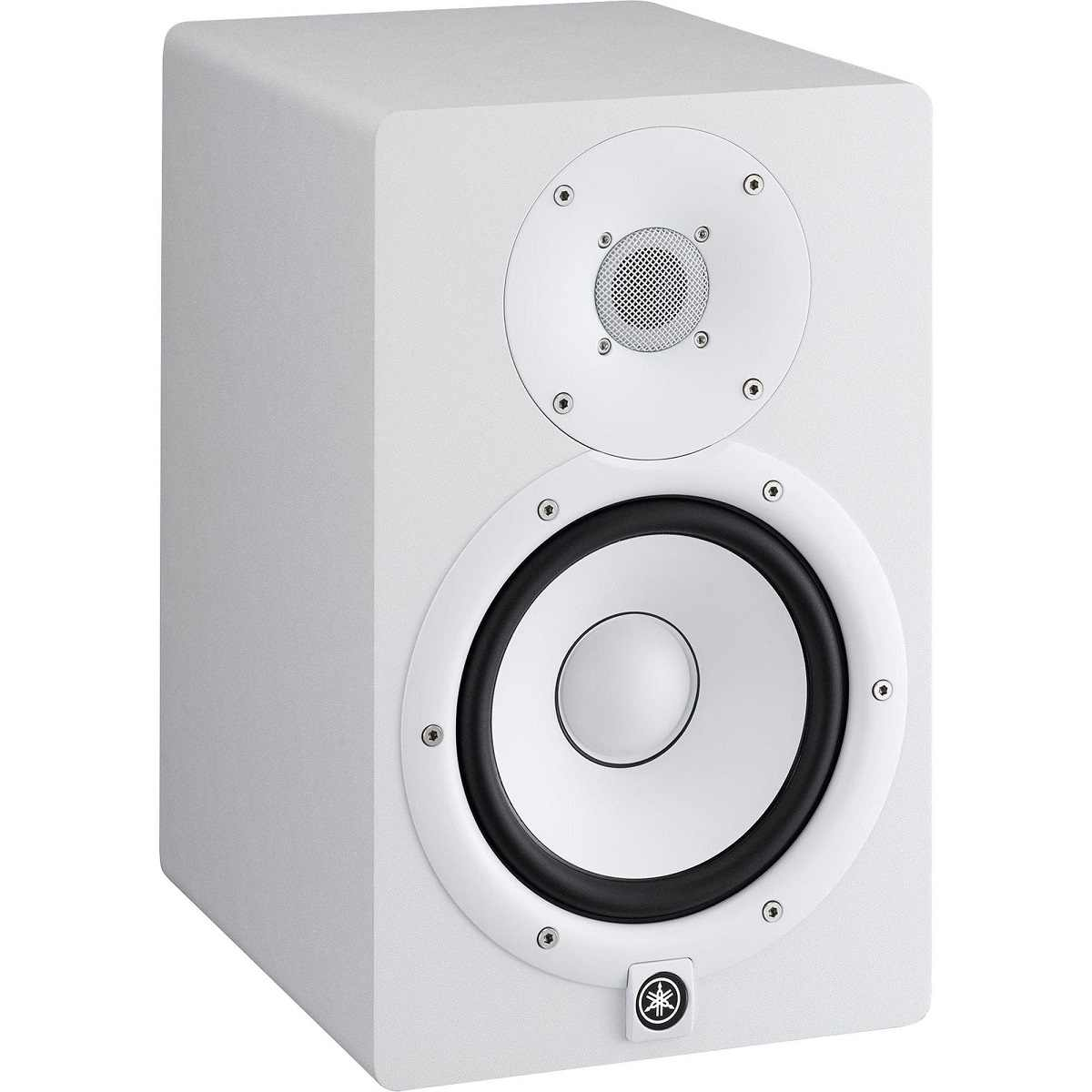 Monitor de Referência para Estúdio 95W RMS HS7 Branco Yamaha