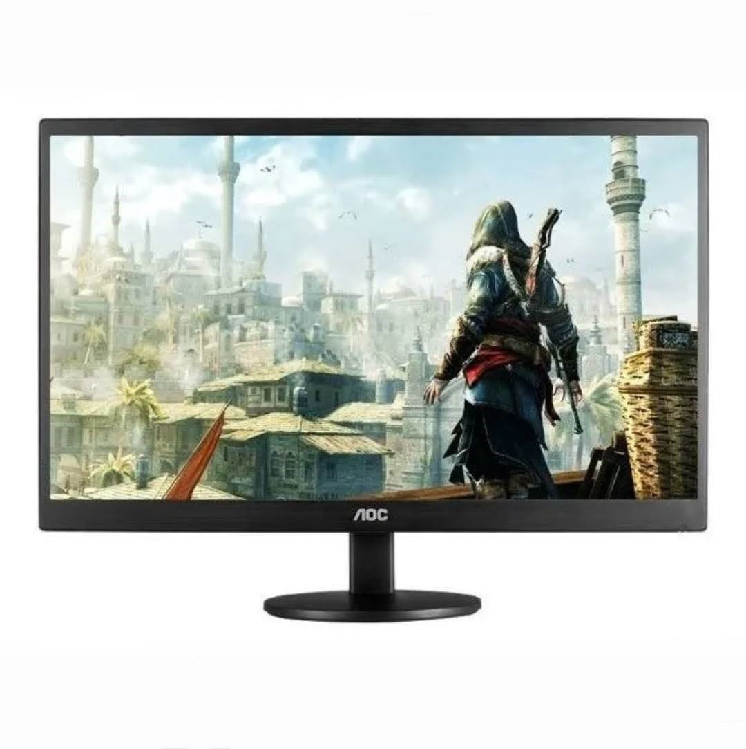 Monitor Led 23 Aoc M2470Swd2 1920 x 1080 Full HD Widescreen Vga DVI Vesa