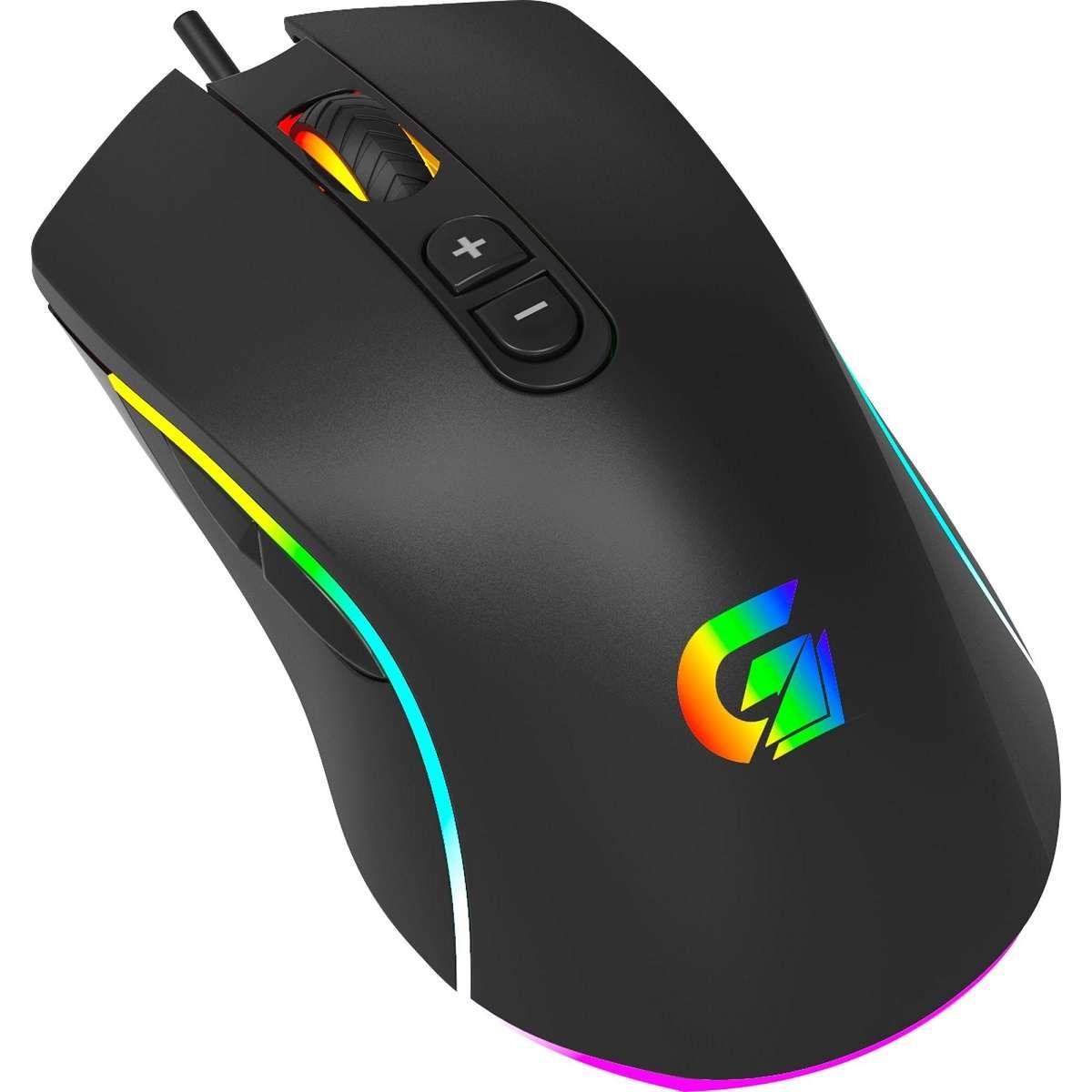 Mouse Gamer Cruiser 10000 Dpi Fortrek