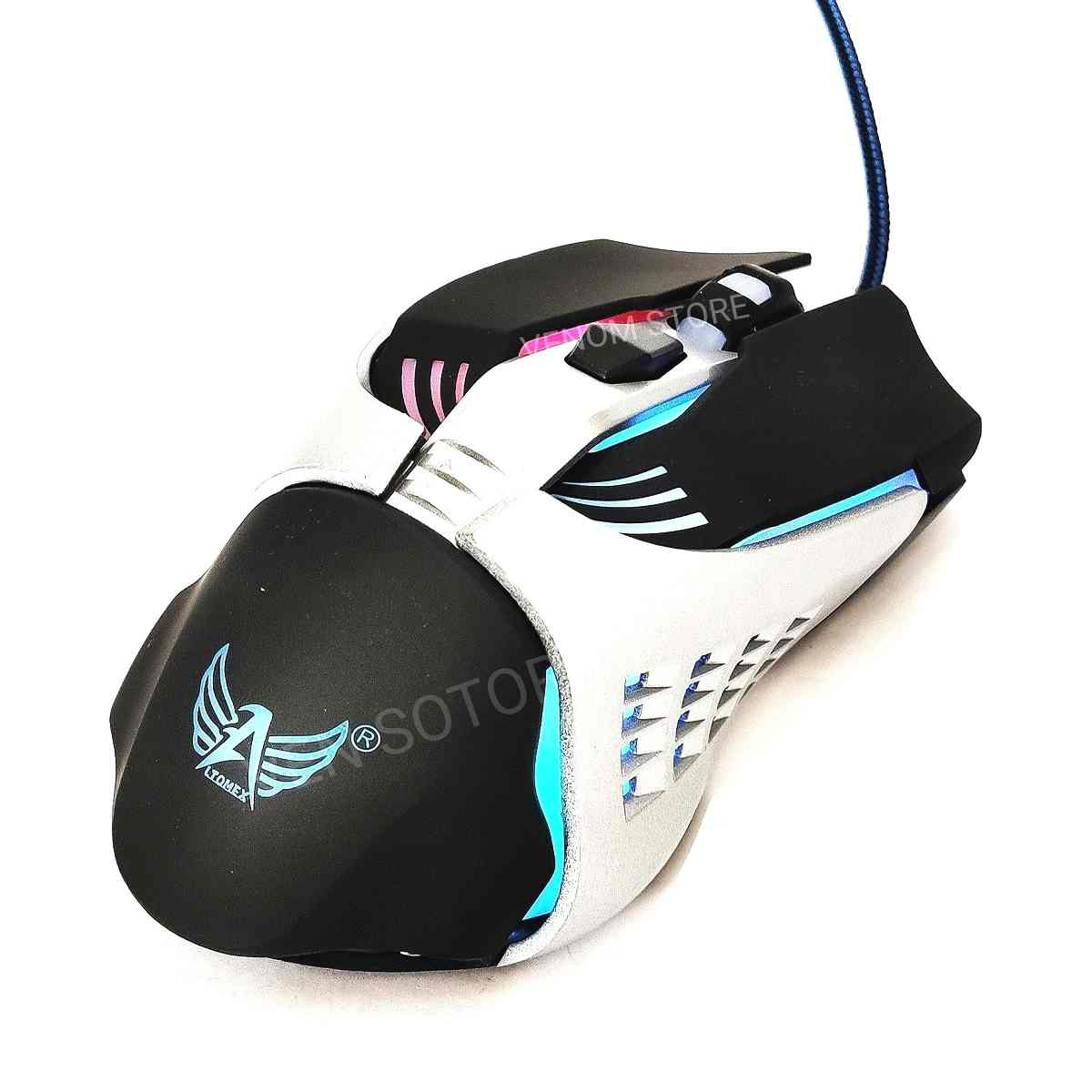 Mouse Gamer Led Rgb Altomex A-5218
