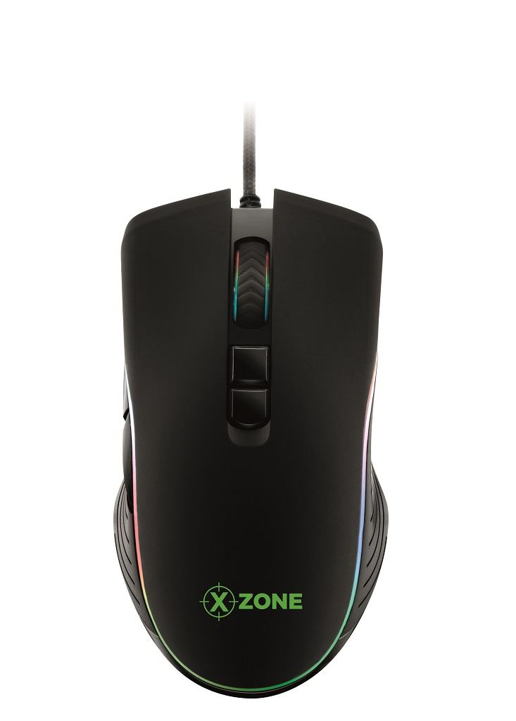 Mouse Gamer Led Rgb X-ZONE GMF-01