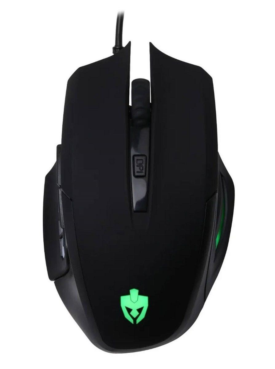 Mouse Gamer Lynx EG105 Evolut Led 7 Cores 3200 Dpi