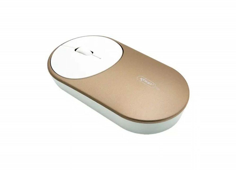 Mouse Sem Fio Wireless 2.4ghz 1200 Dpi Usb G22 Knup