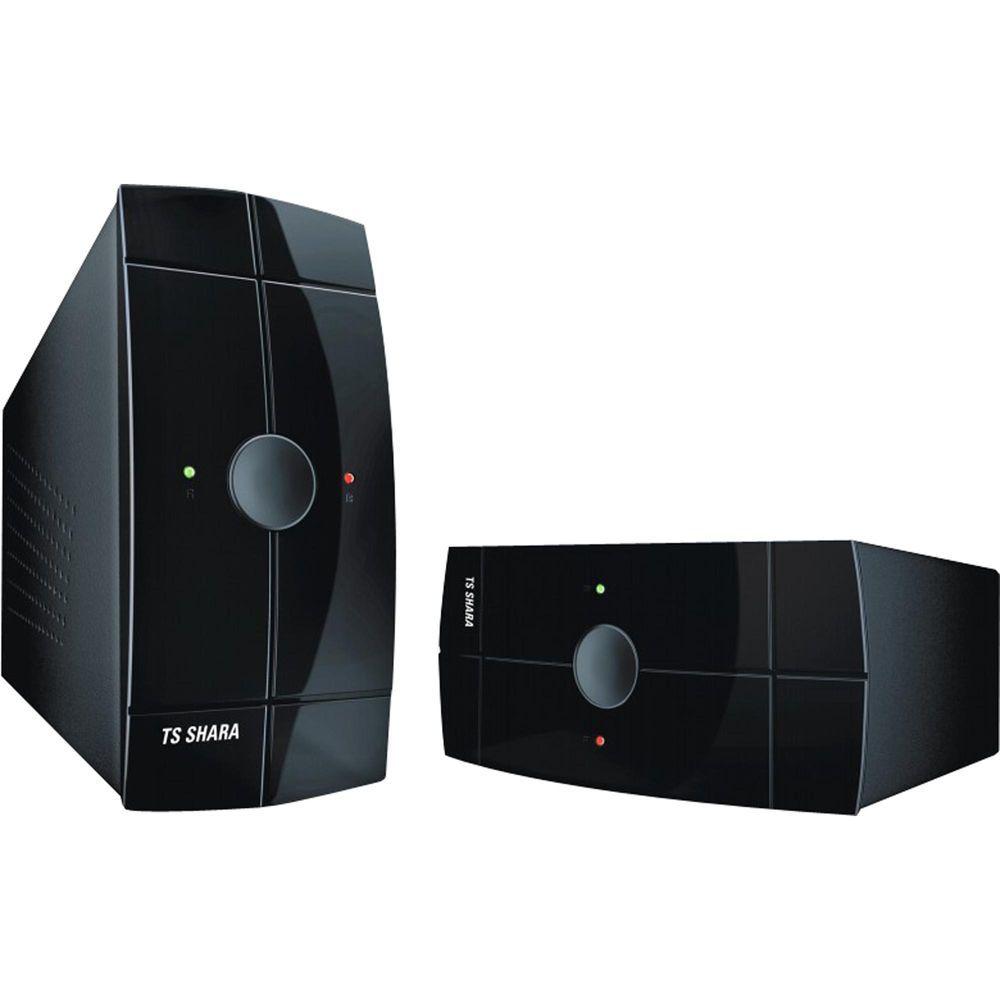 Nobreak 700VA Power Ups Bivolt Filtro De Linha Integrado TS SHARA Preto
