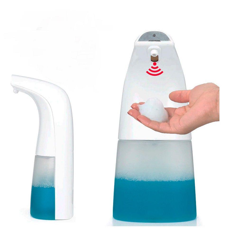 Porta Sabonete Liquido 250ml Dispensador De Sabão Espuma automático De Indução JH-996