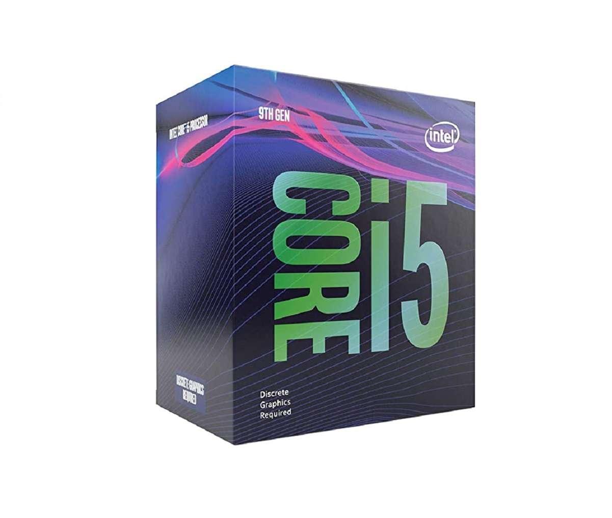 Processador Intel Core i5 9400f 9mb 2.9ghz Lga1151 9° Geração