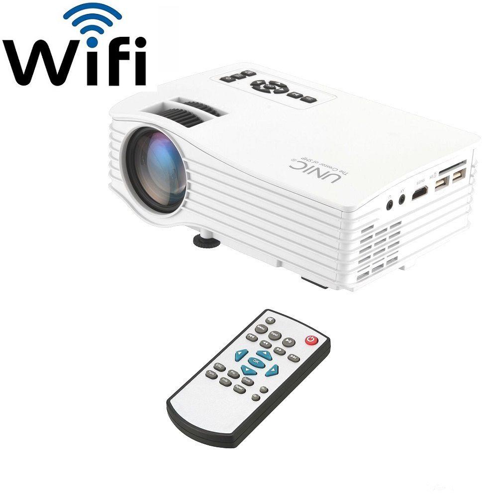Projetor SMP LED Midi 55W WiFi/HDMI 800 Lumens Bivolt