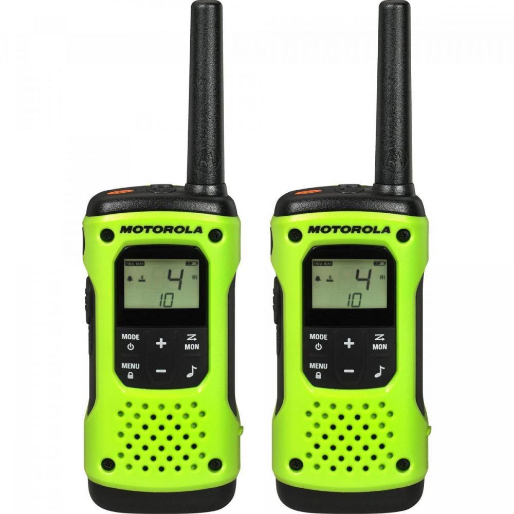 Radio Comunicador Talkabout 35KM T600BR Verde Motorola