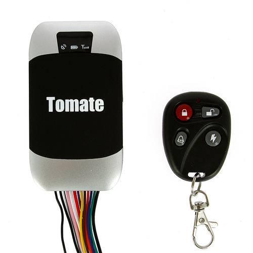 Rastreador Gps Bloqueador Veicular Para Carros E Motos Mpg-669 Tomate