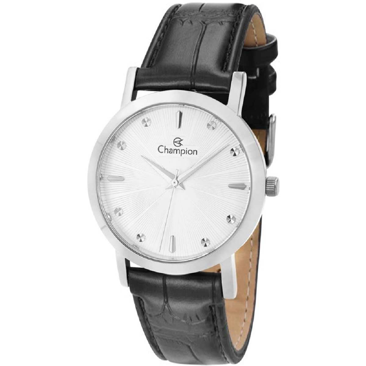 Relógio Champion Feminino Preto CN20622Q