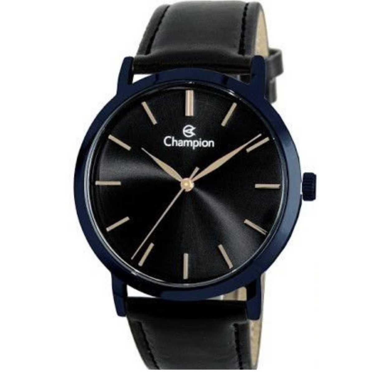 Relógio Champion Feminino Preto CN20677D