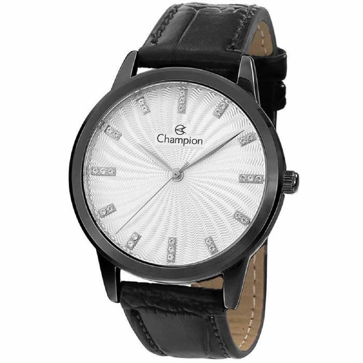Relógio Champion Feminino Preto CN28286M
