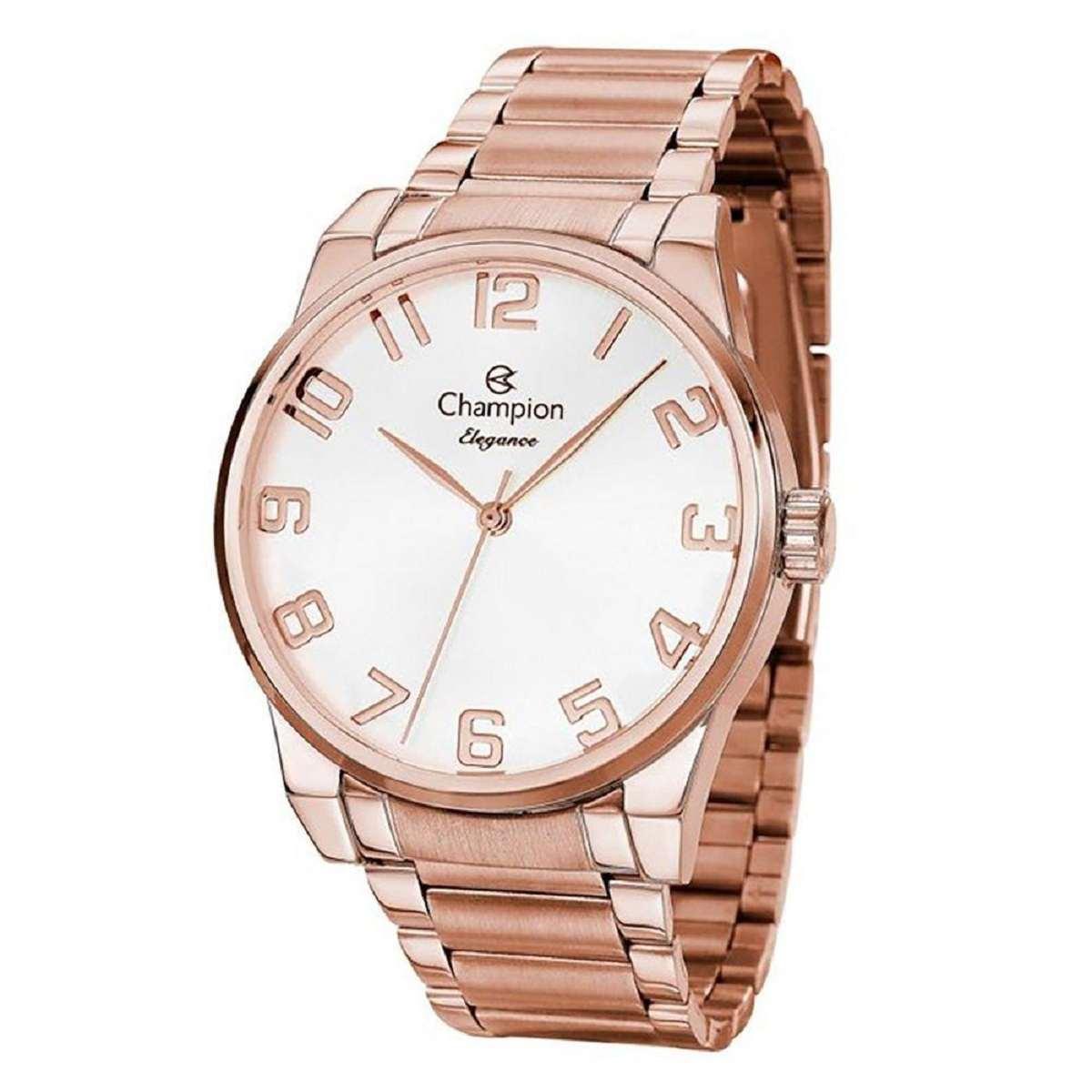 Relógio Champion Feminino Rose CN27652Z