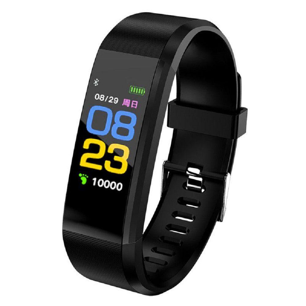 Relógio Inteligente Smartband 3 Monitor Passo Pressão Sanguínea Calorias Sono Ritmo Cardíaco