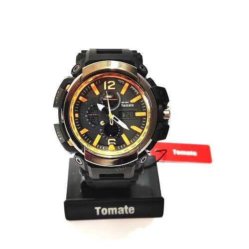 Relógio Masculino Esportivo Multi Funções Cronômetro Tomate MTX-001