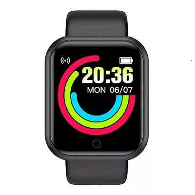 Relógio Smart Inteligente Digital D20 Unissex