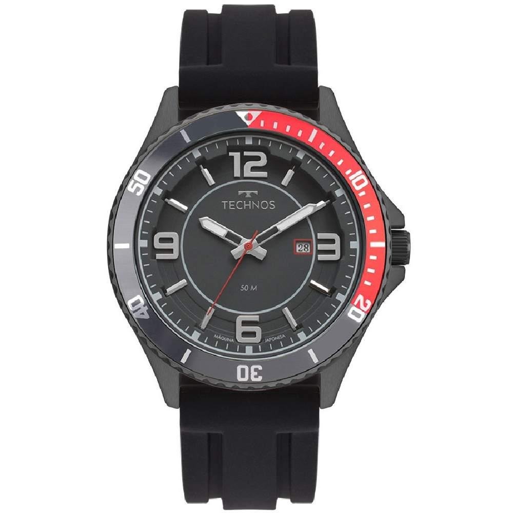 Relógio Technos Performance Racer Masculino Pulseira De Silicone 2115MSI/8P
