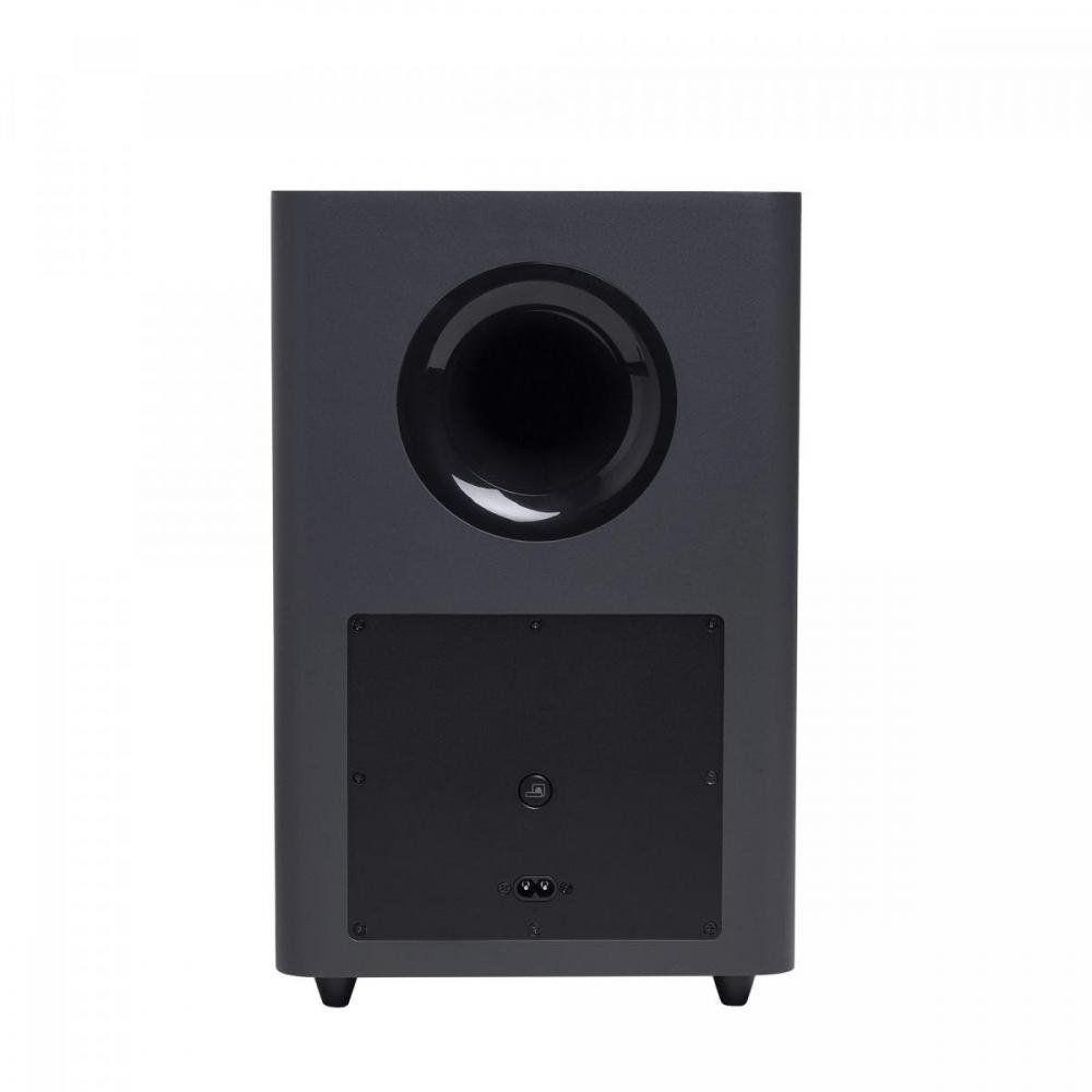 Soundbar 2.1 Com Subwoofer Áudio Óptico Bluetooth 300W Deep Bass Preto JBL