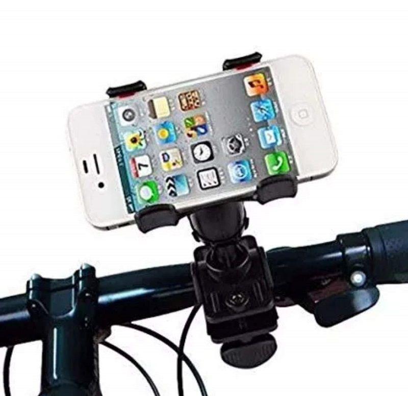 Suporte De Celular Para Moto E Bicicleta Exbom SP-C12