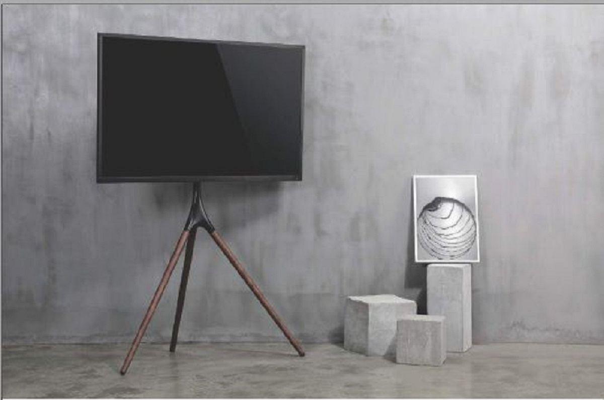 Suporte Pedestal De Chão Para TV Tela Plana 45