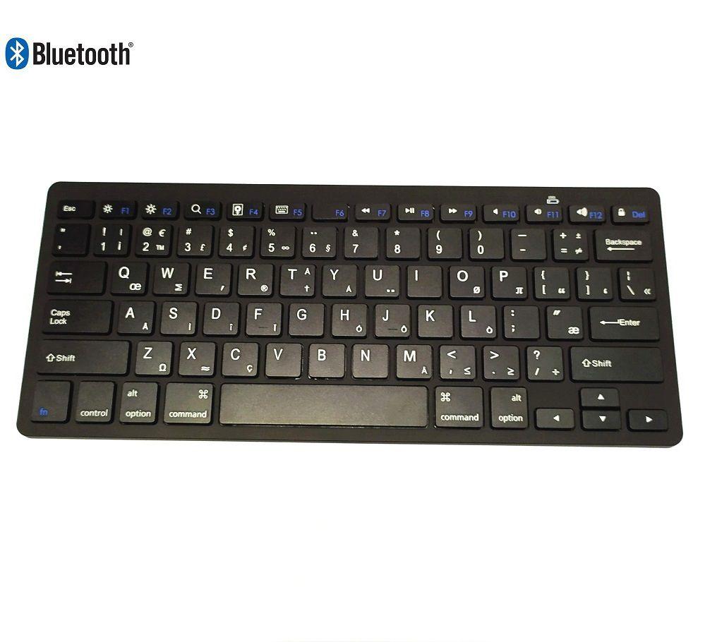 Teclado Wireless Bluetooth Notebook Tablet Bk-3001