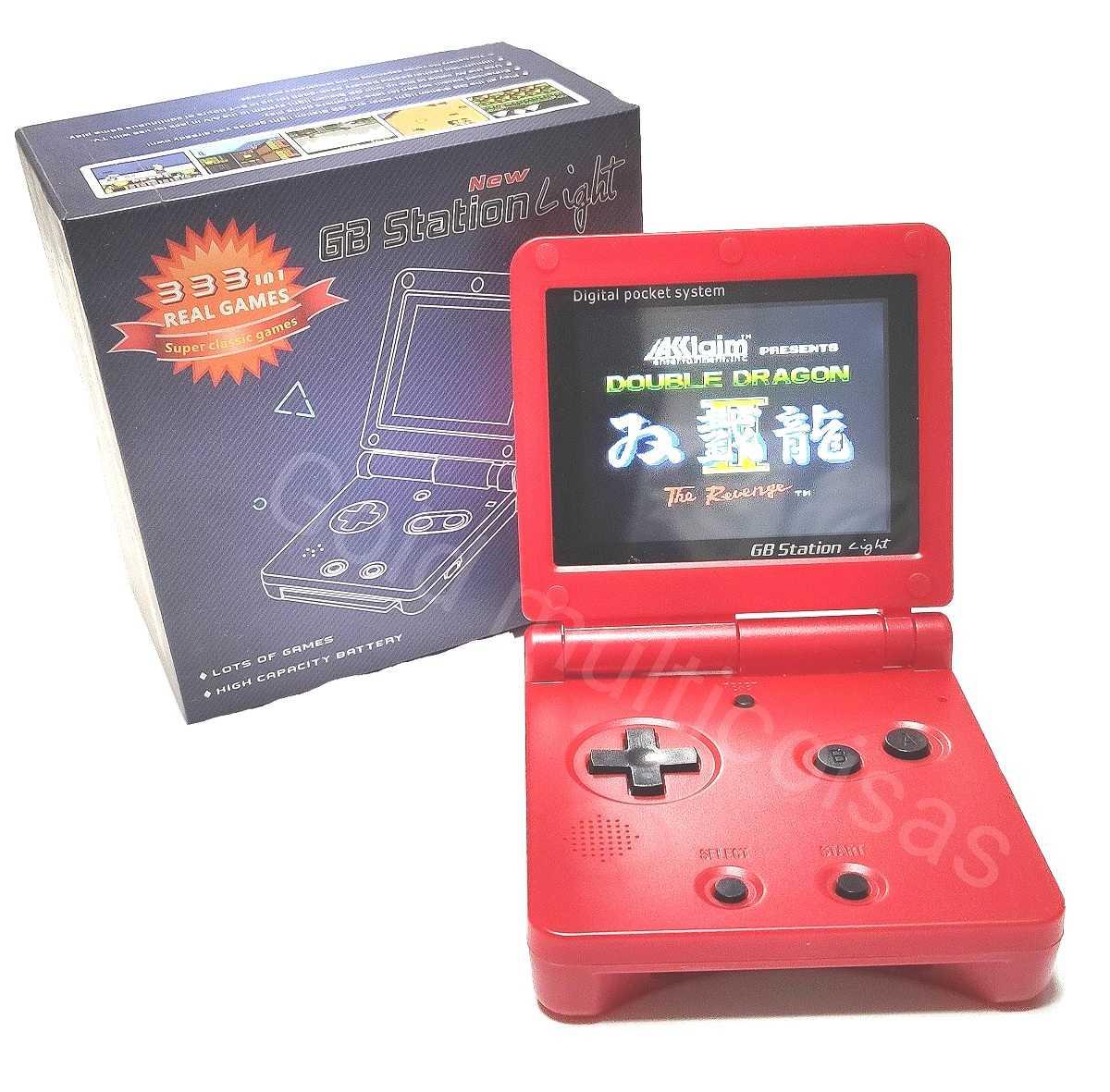 Video Game Mini 333 Jogos Clássicos Na Memória