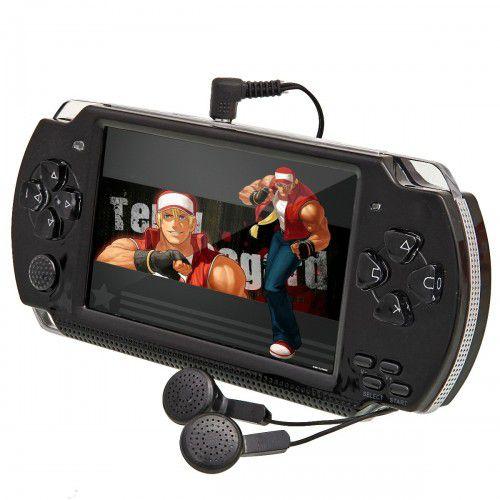 Vídeo Game Pmp Portátil 4 mil Jogos 8gb Roms Gba Nes Gbc Player Mp3 Mp5 Fm Eony A-7288