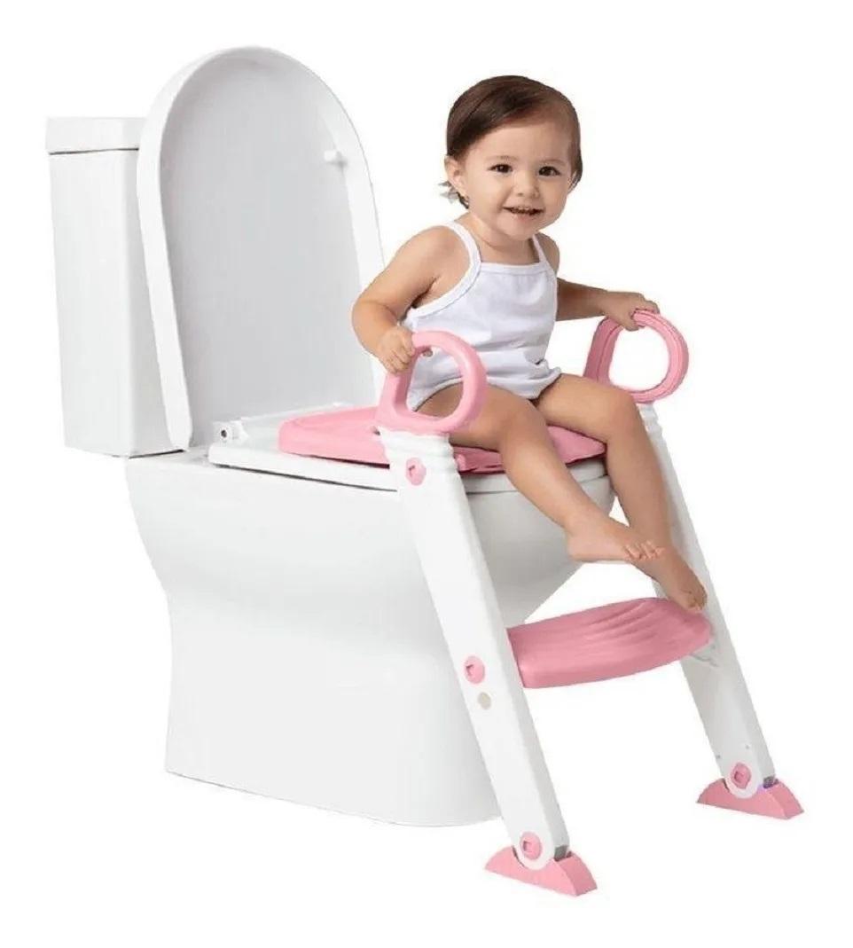 Assento Redutor Com Escada -Buba