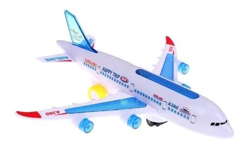 Avião Brinquedo Super Jumbo - Fenix