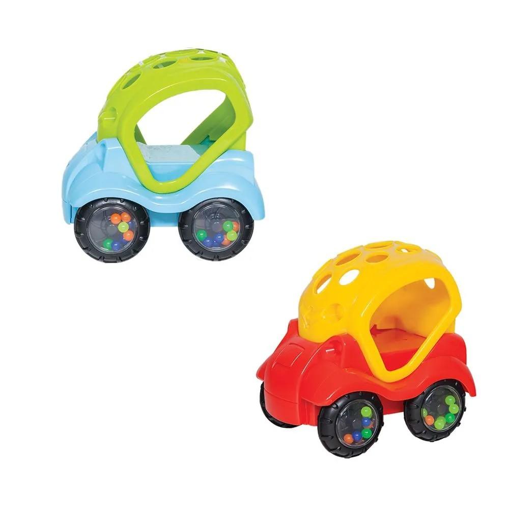 Baby Car Com Chocalho - Buba