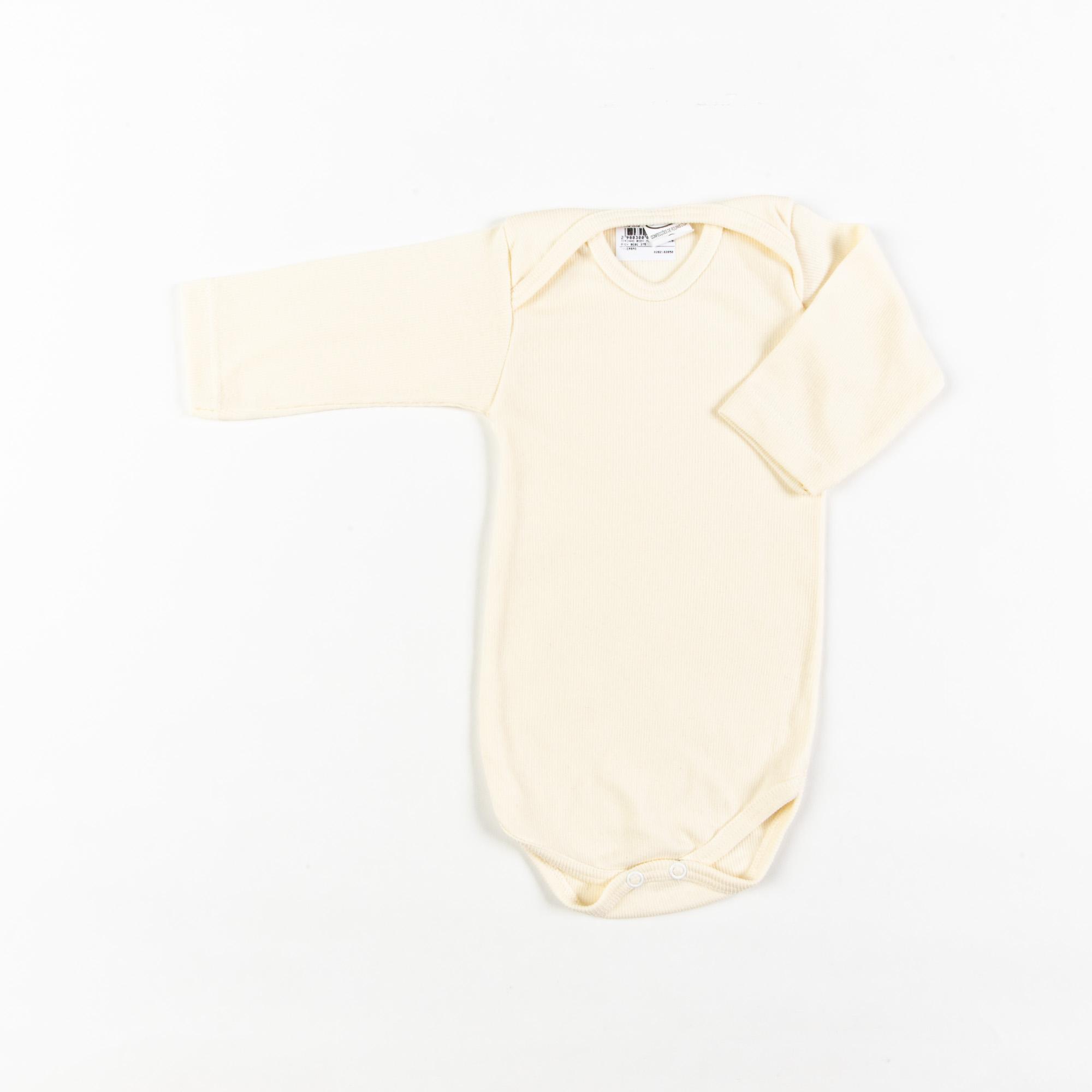 Body De Bebê Canelado