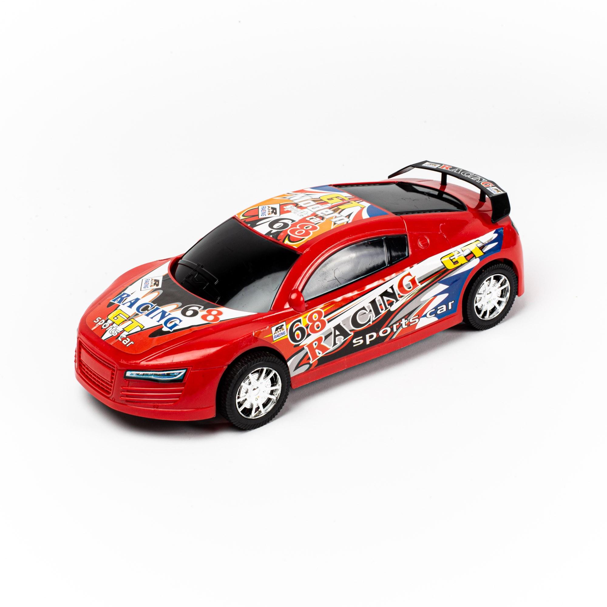 Brinquedo Infantil Carro De Corrida