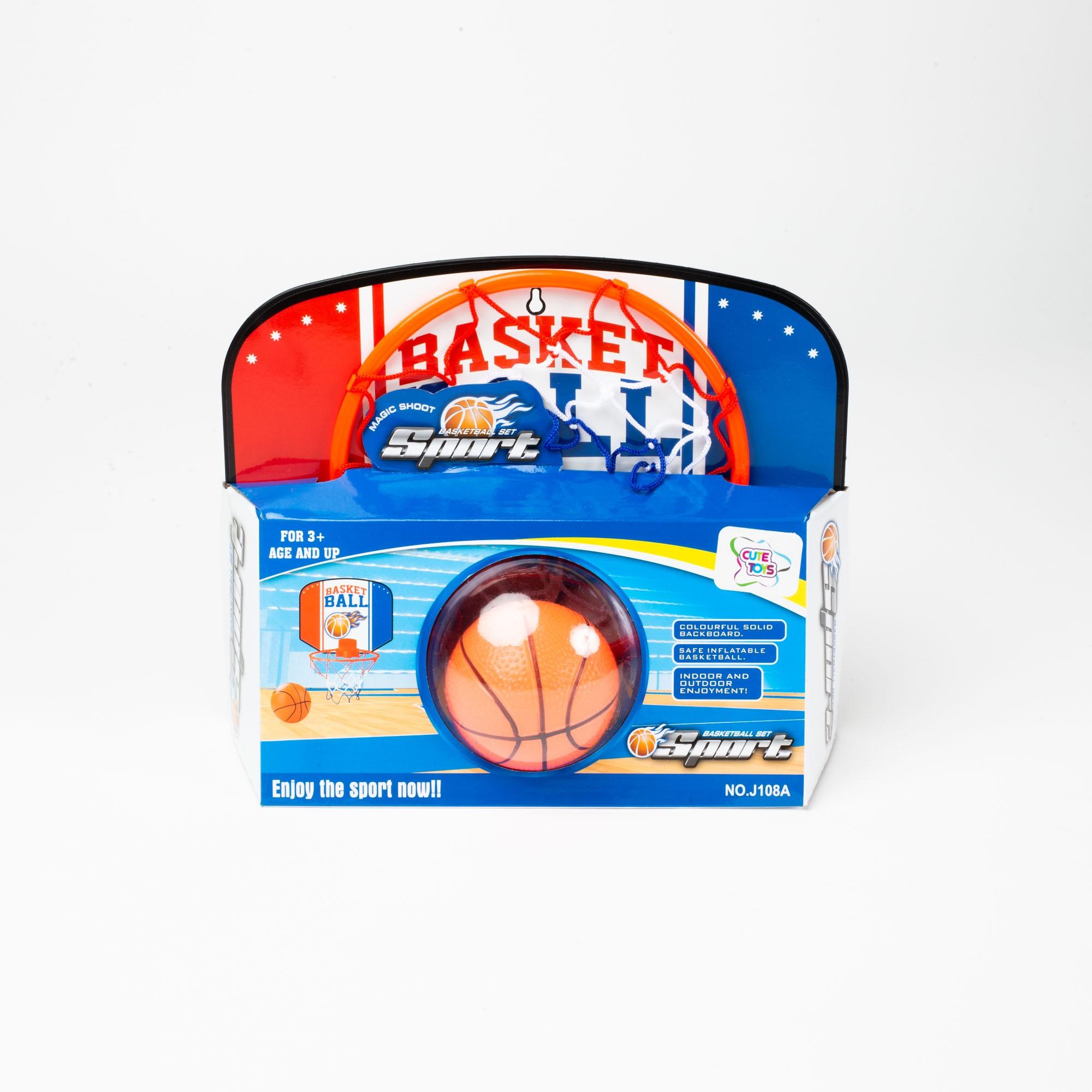 Brinquedo Infantil Jogo Basquete