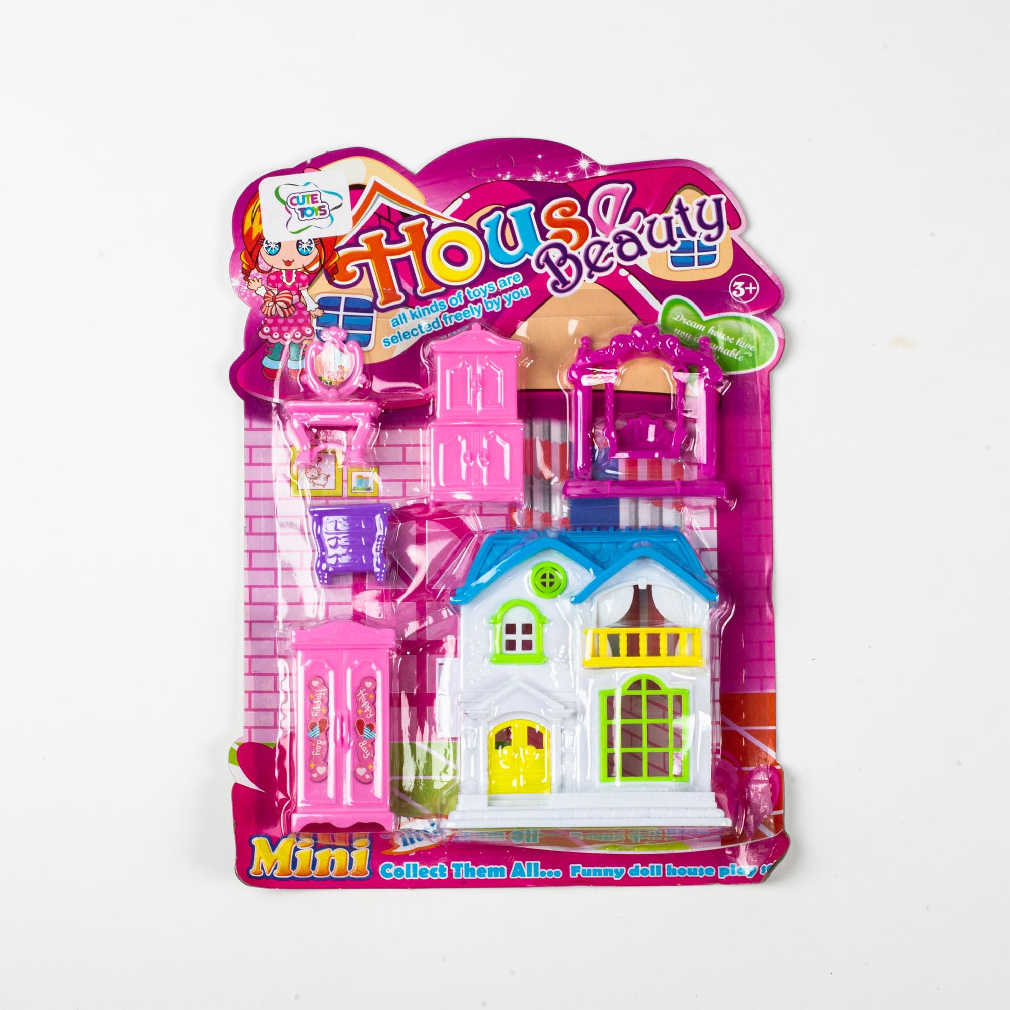 Brinquedo Infantil Mini Casinha