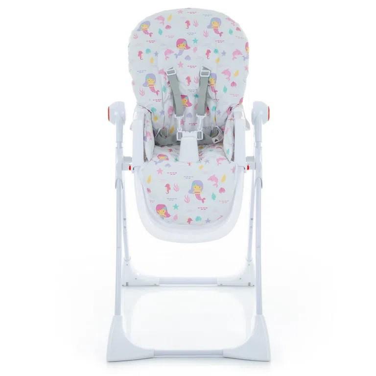 Cadeira De Alimentação Infantil Estampa Sereia - Appetito