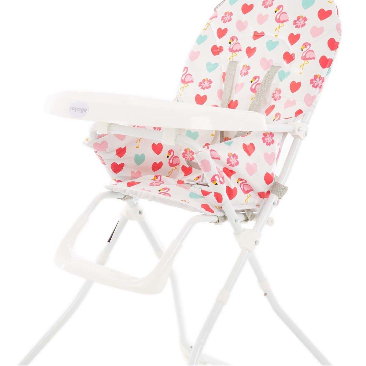 Cadeira De Refeição Flamingo - Voyage