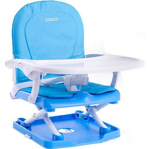 Cadeira De Refeição Portátil Fun Voyage - Azul