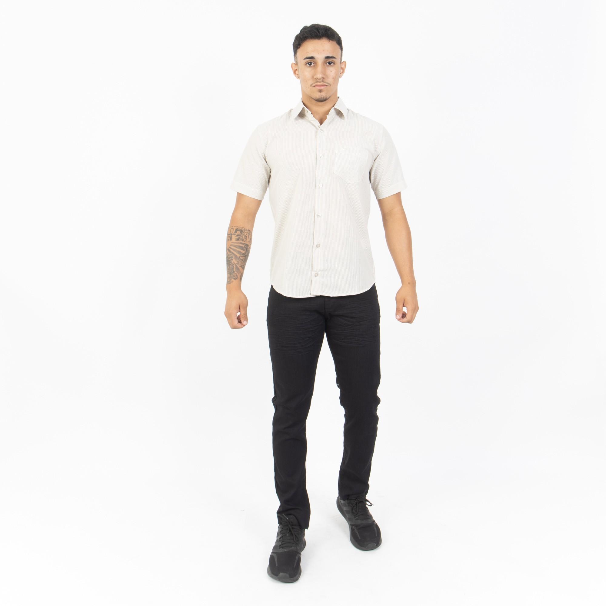 Camisa Social MC Listrada