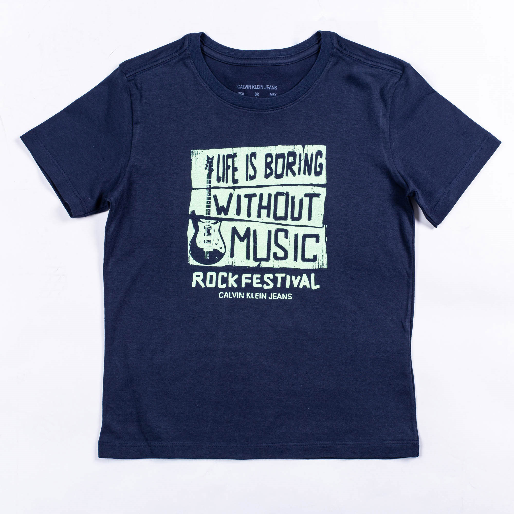Camiseta Calvin Klein Infantil