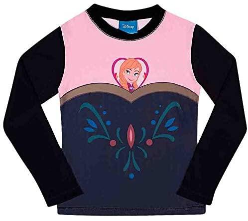 Camiseta De Praia Estampa Anna Frozen - Tip Top