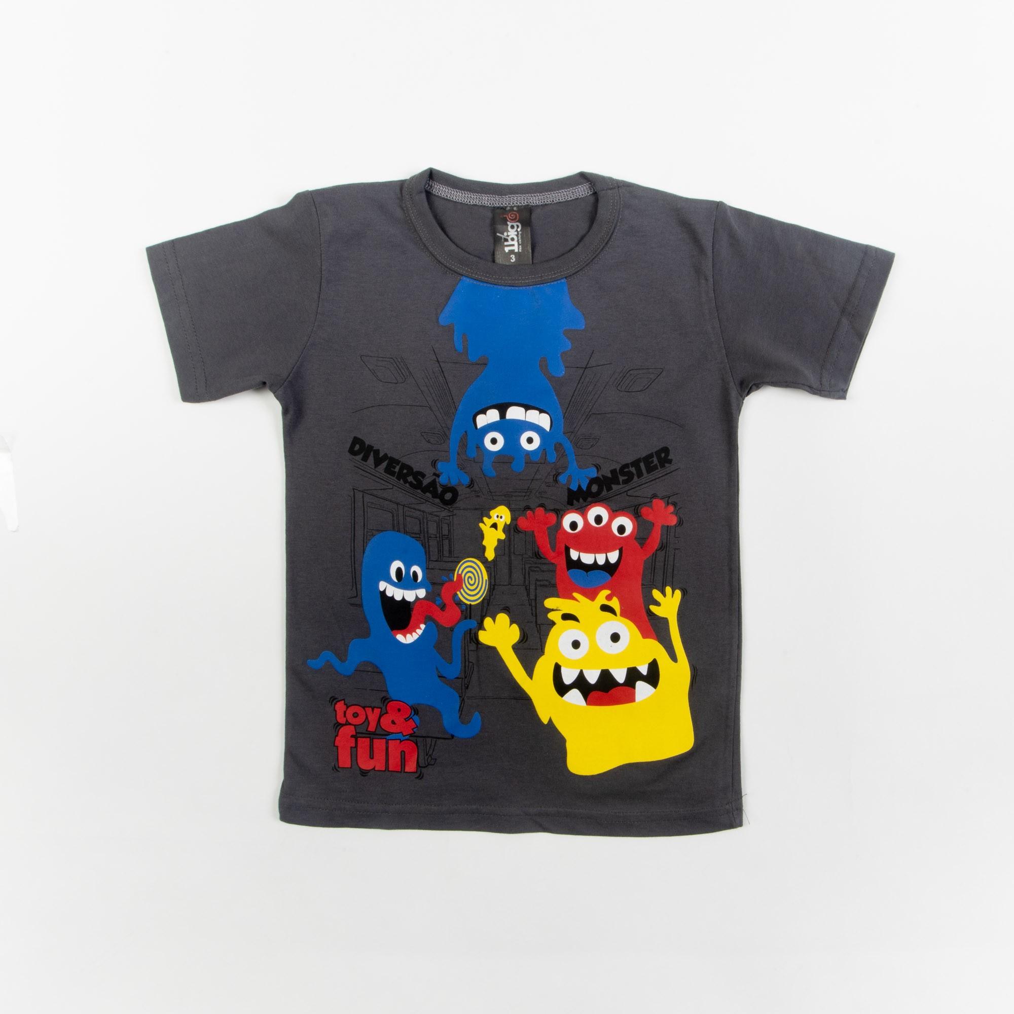 Camiseta Infantil Sortidas