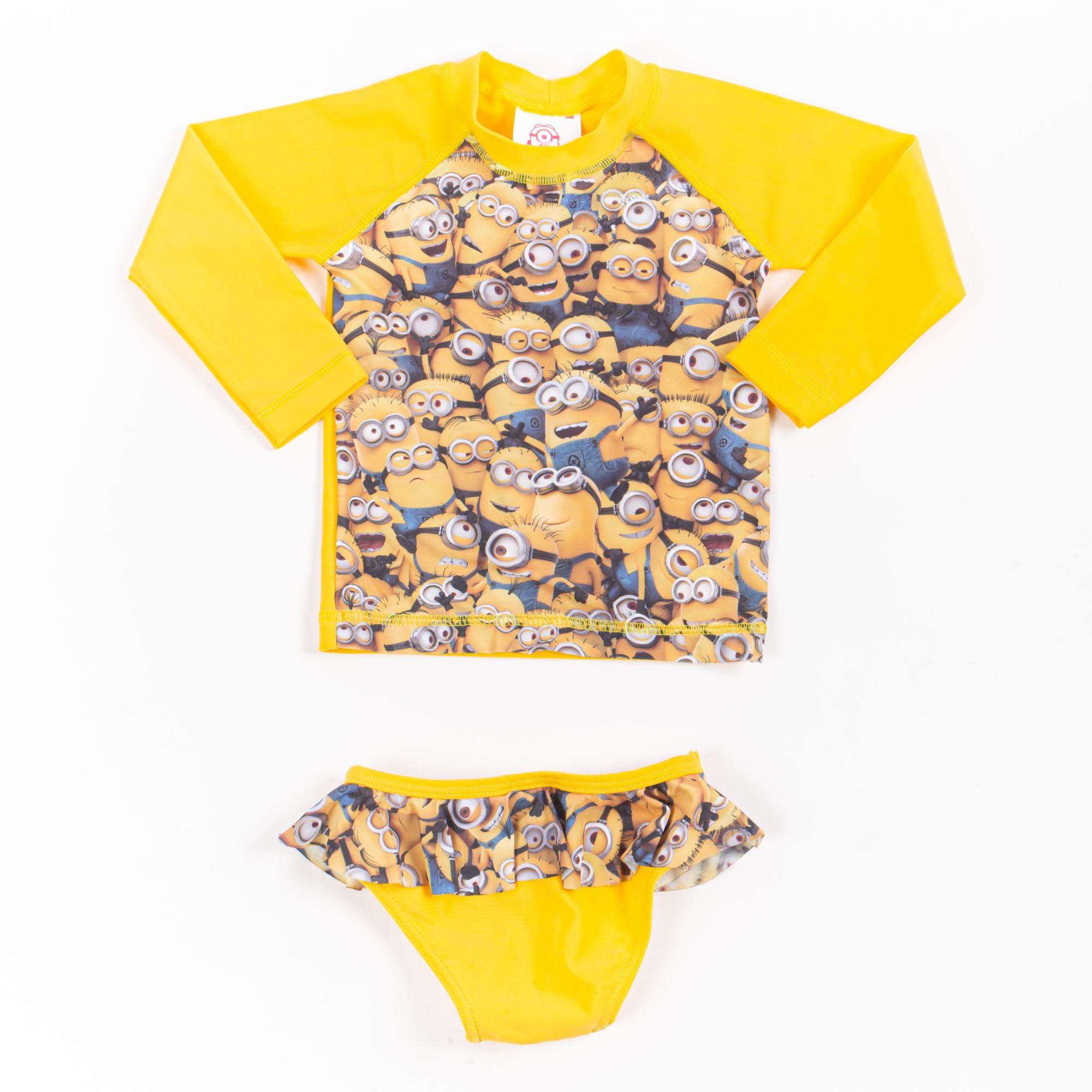 Camiseta Meu Malvado Favorito Proteção Solar FPS 50- Tip Top