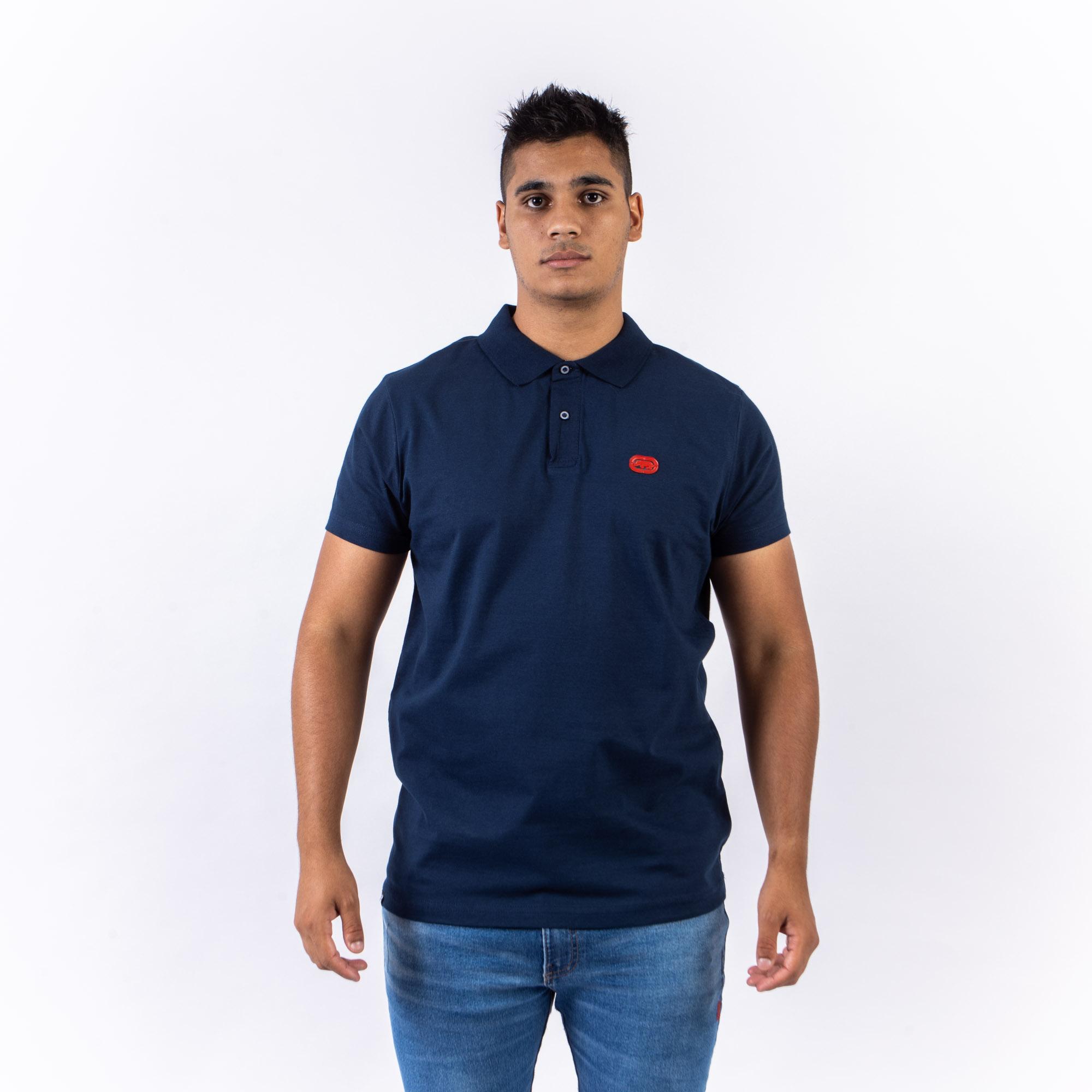 Camiseta Polo Básica -Ecko Unltd